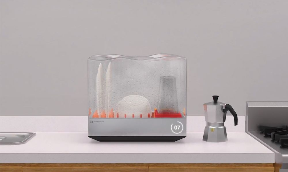 Tetra Is A Countertop Dishwasher That Doesn T Require Plumbing