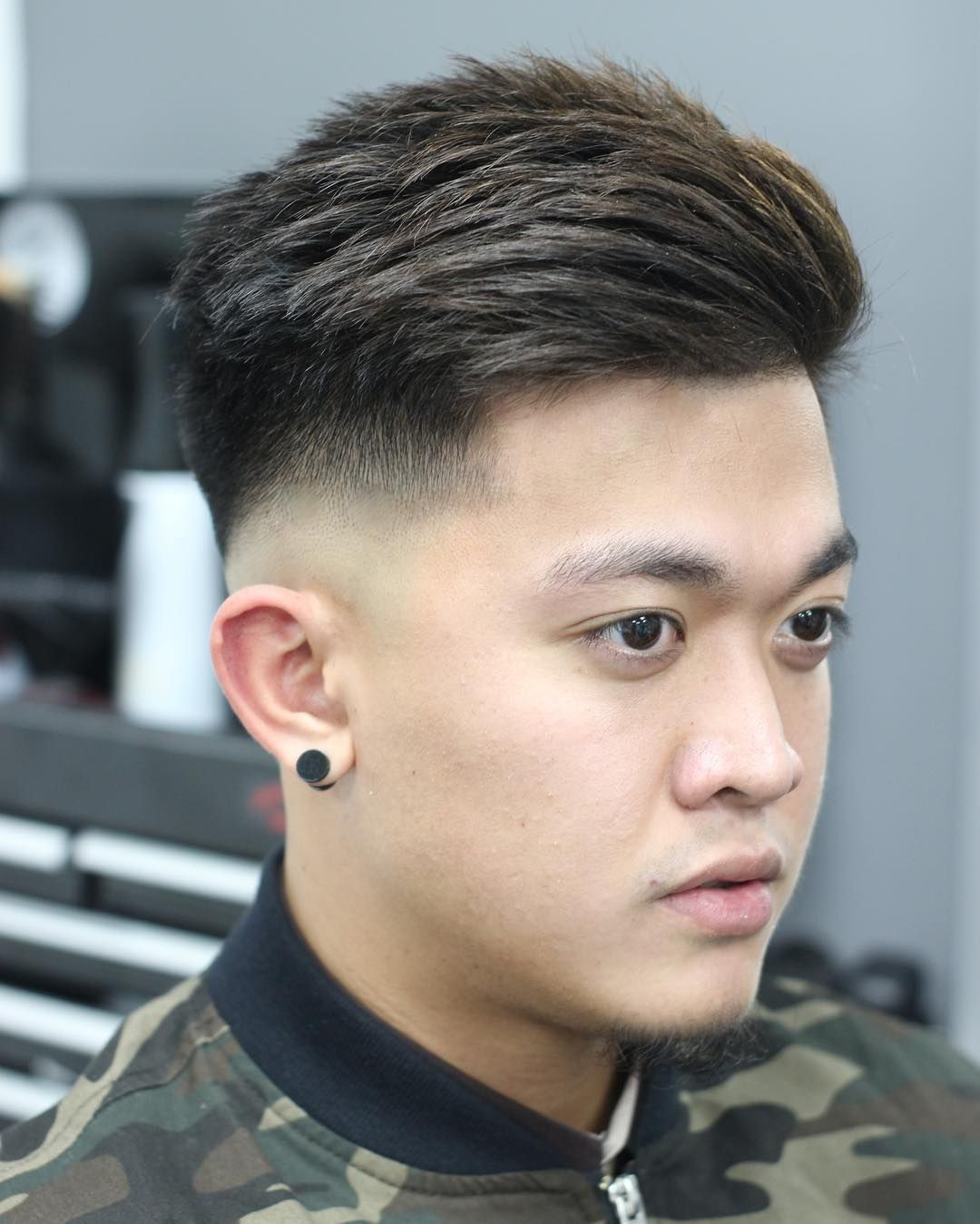 Asian Man Hairstyle