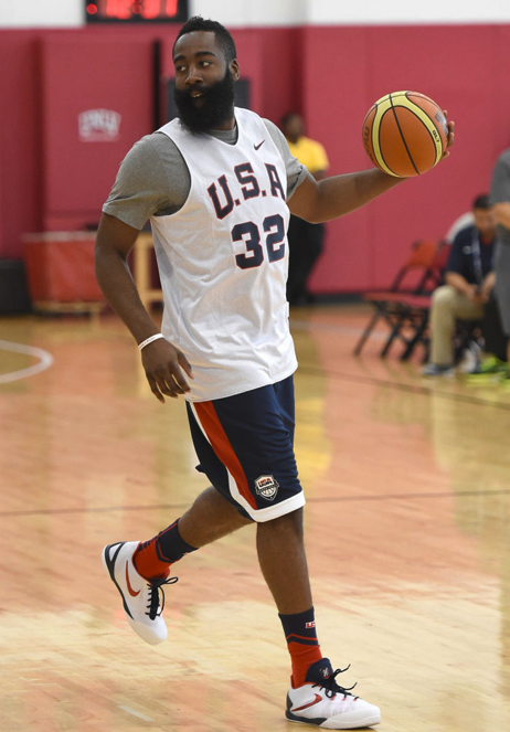 2c76d39a50fc James Harden - Nike Hyperchase
