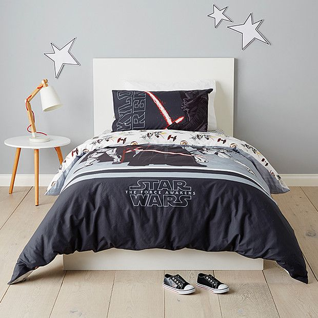Star Wars The Force Quilt Cover Set | Target Australia | Buy It ... : quilt cover set australia - Adamdwight.com