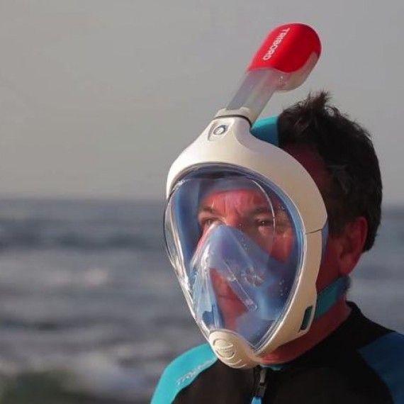 Masque De Plongee Easybreath De Decathlon Commentseruiner Masque De Plongee Snorkeling Plongee
