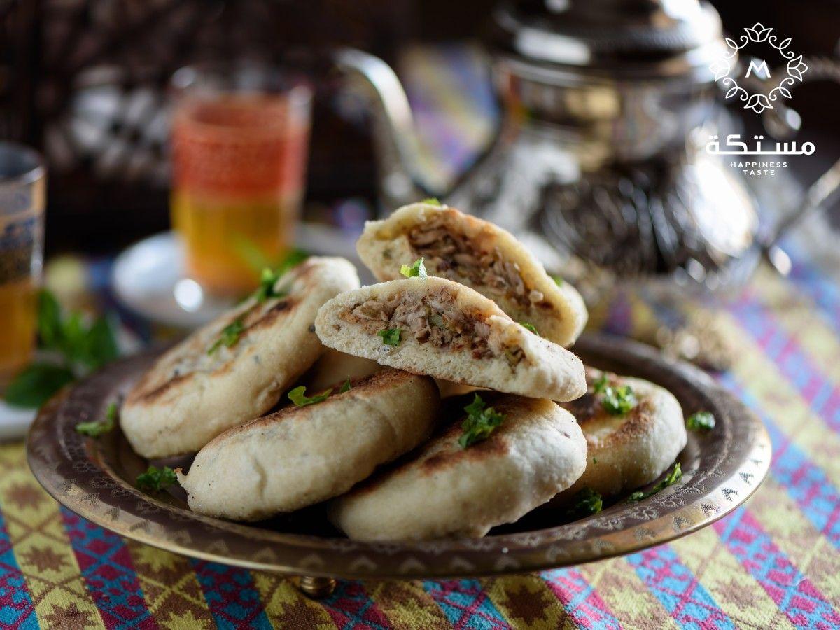 Moroccan Bread Batbout Recipes Food My Recipes