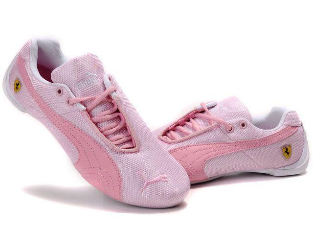 sugerir Desviación Tesauro  Womens Puma Ferrari Drift Cat 2010 Pink Shoes | Cat shoes, Pink running  shoes, Shoe boots