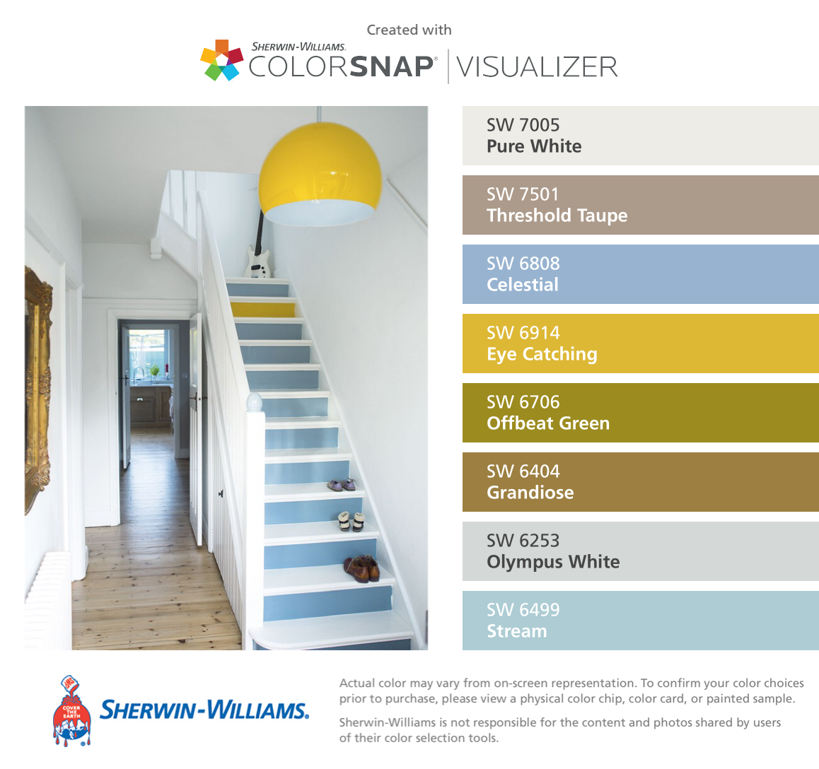 i found these colors with colorsnap visualizer for iphone on valspar paint colors visualizer id=81132