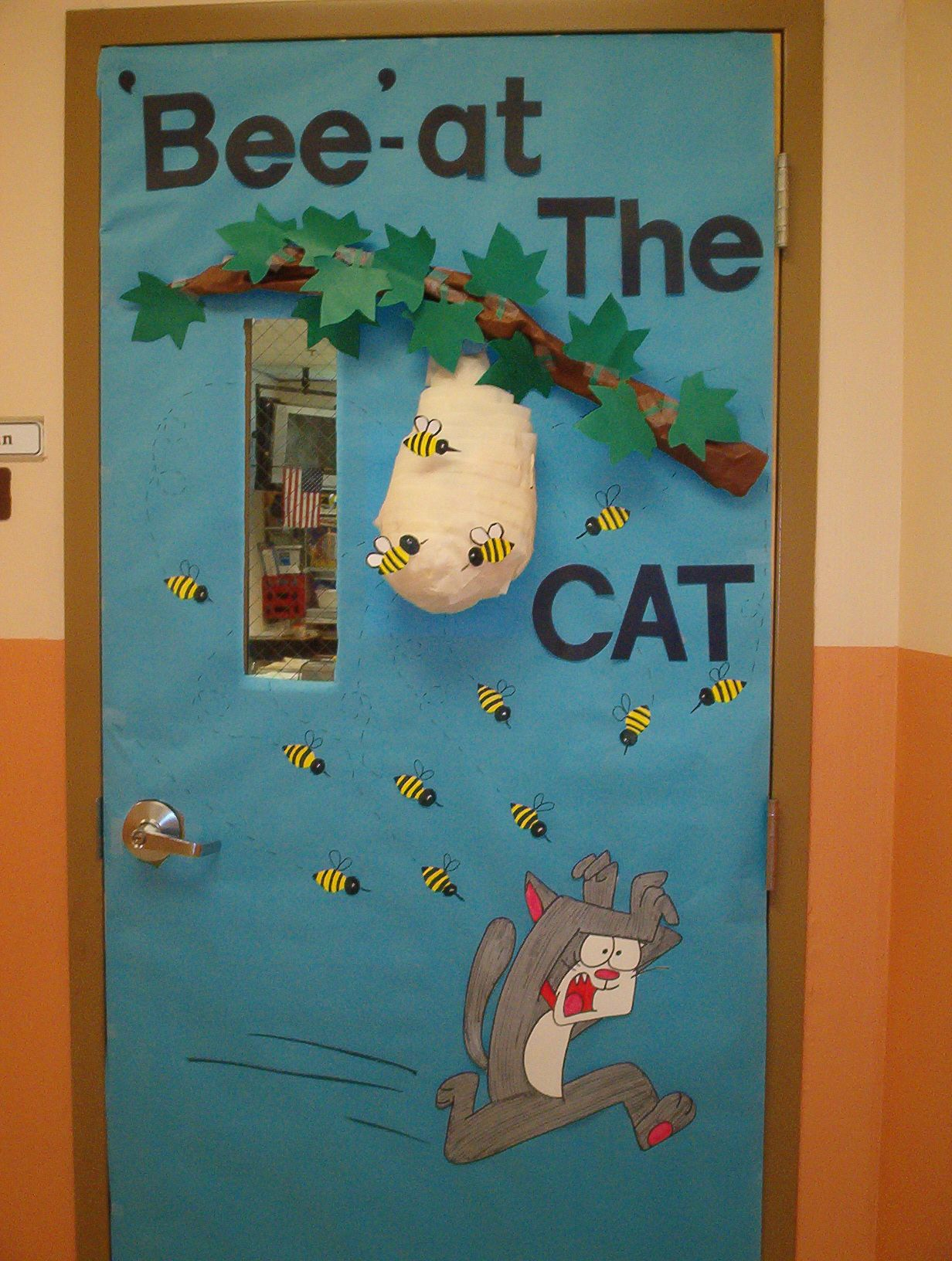 Classroom Decoration Ideas For Competition ~ Classroom door decoration contest for florida aptitude