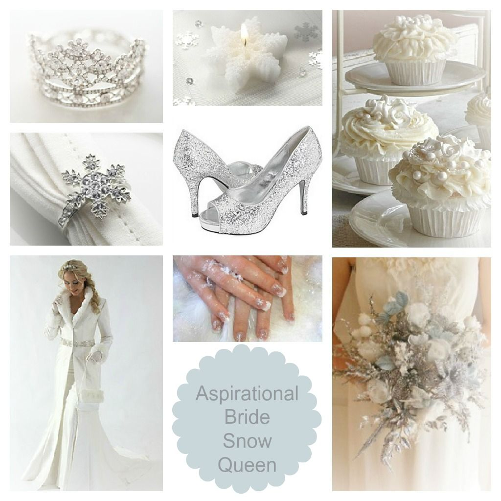 Snow Wedding Ideas: Snow White Wedding, Frozen Wedding