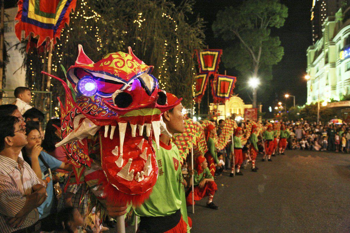 Celebrate tet like a local in vietnam