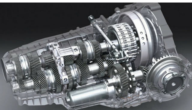 What Is Dsg Gearbox How Does It Work Chain Drive Car Mechanic Gears