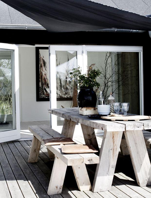 Terrasse Inspiration 20 Skonne Eksempler Her Jardins Modernes