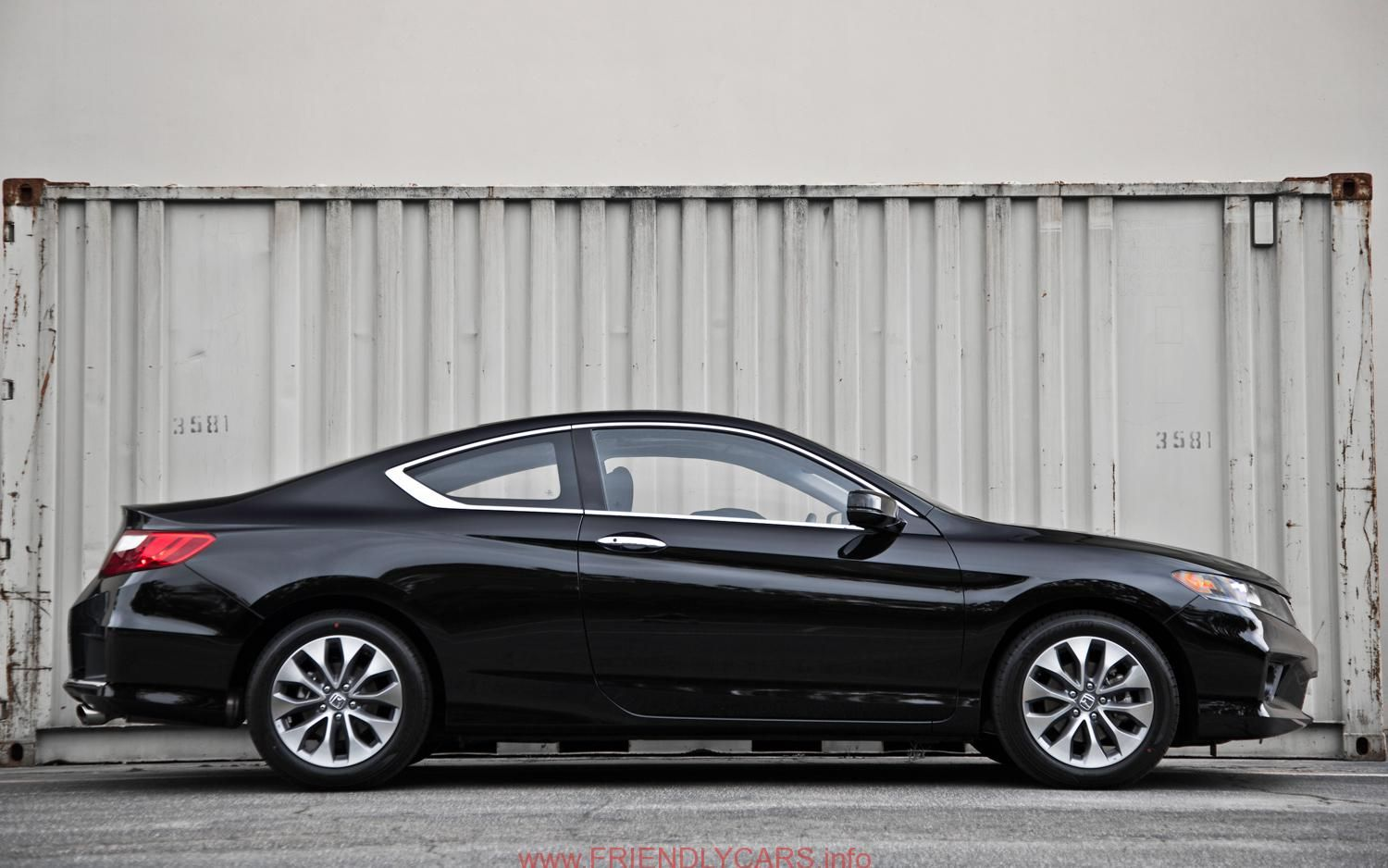Exceptionnel Nice Honda Accord Coupe 2008 Black Car Images Hd 2013 Honda Accord EX Coupe  First Test
