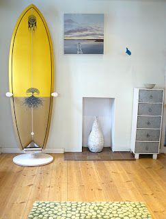 StoreYourBoard Blog: Surfboard Stands | Store and Display your Surfboard without Drilling into the Wall