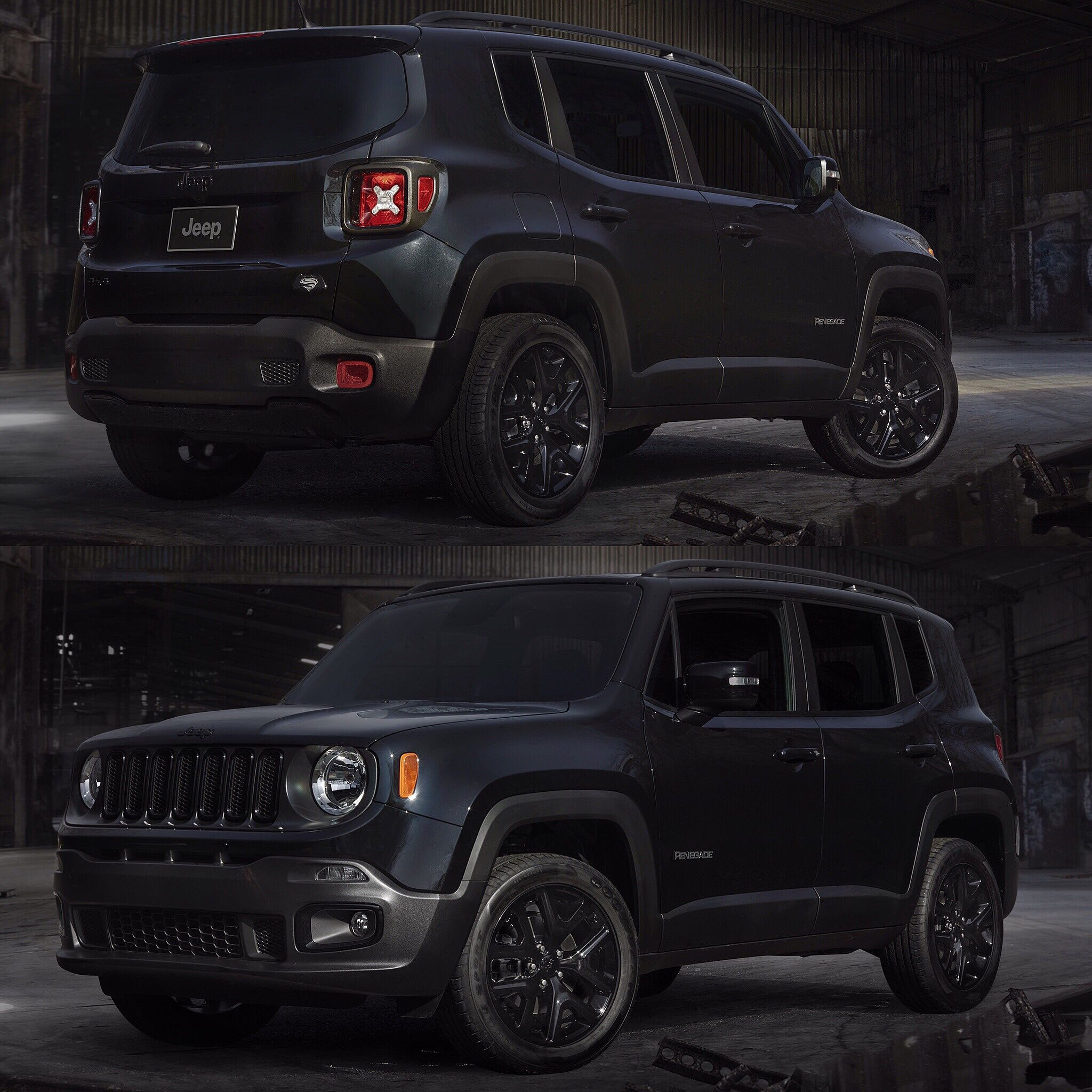 2016 Jeep Renegade Dawn Of Justice Special Edition Available Now With A U S Msrp Of 26 250 Not Including Destinat Jeep Renegade Jeep Jeep Renegade Trailhawk
