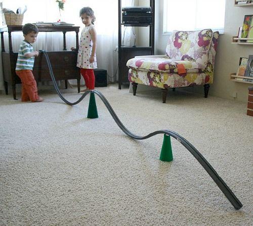 Marble Run Diy Cardboard Tubes For Kids
