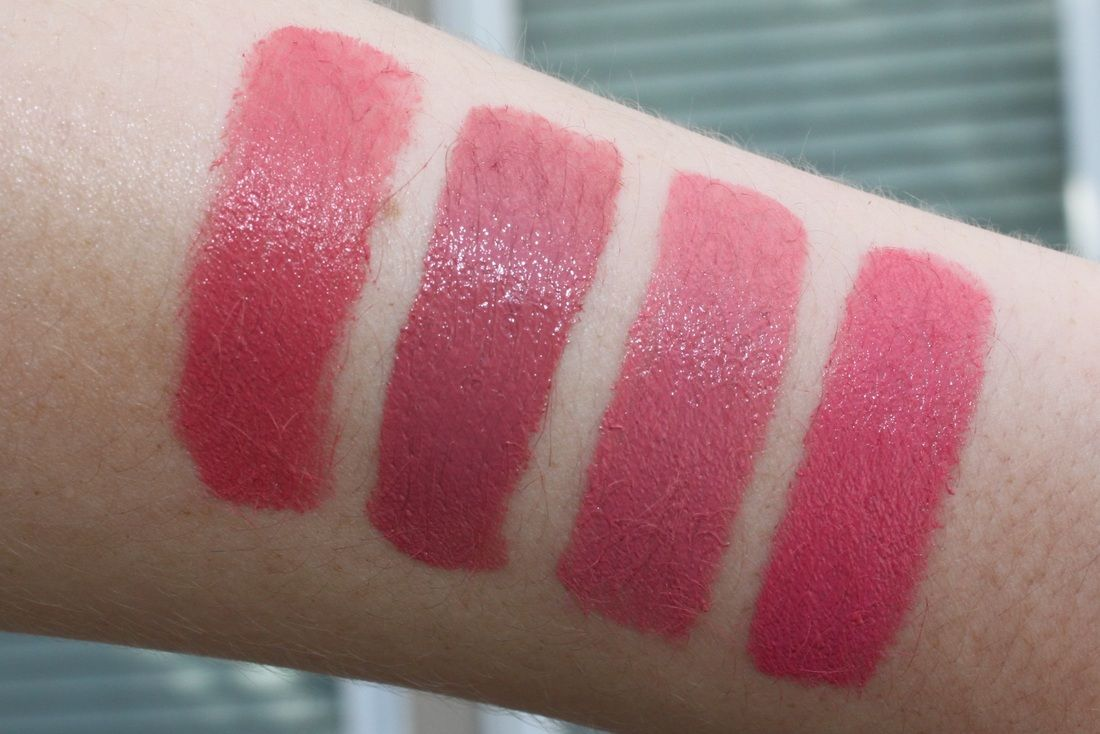 Nyx Round Lipstick Swatches Paparazzi Makeup Nuovogennarino Lips Smacking Fun Color Lss As The Name Implies Extra Creamy Lipsticks From Are