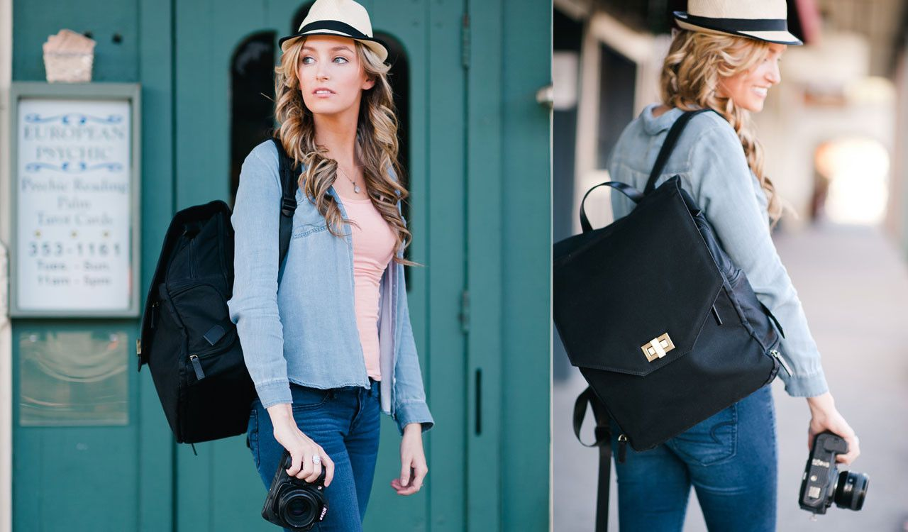cool camera bags for women