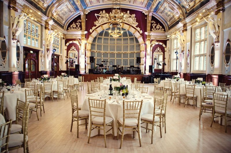 The Old Finsbury Town Hall Historic Building Wedding Venue In London Greater