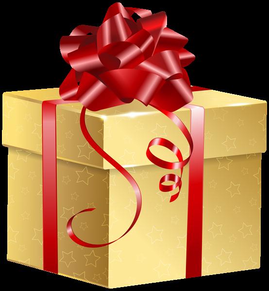 Gold Gift Png Clip Art Image Clip Art Gold Gift Art Images