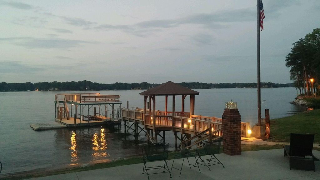 Lake norman nc 805wk apartment vacation rental in