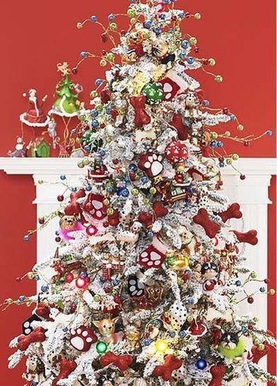 Not a Creature was Stirring Christmas tree  O Christmas Tree