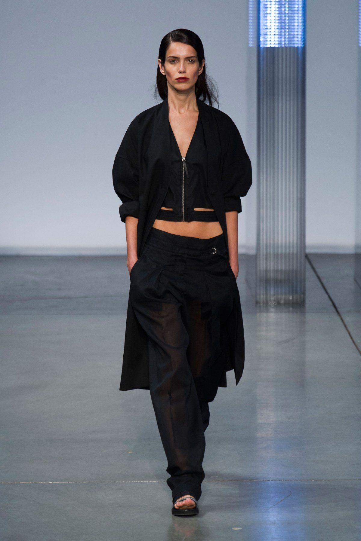Helmut Lang | Nova York | Verão 2014 RTW
