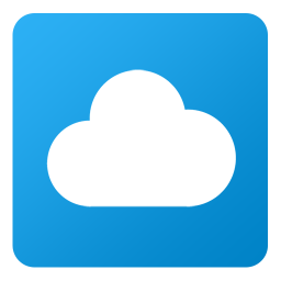 Download All The Cloudapp Icon Icns Svg Png In Flat Gradient Social Iconset Svg Png Ico Icns And All Vector Image Format For Free Icon Gradient Vector Images