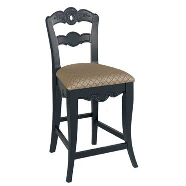 Tremendous Tuscan French Country Black Kitchen Style Decor Counter Machost Co Dining Chair Design Ideas Machostcouk