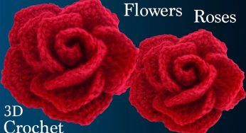 Learn The Interlaced Braided Crochet Stitch Pattern   CrochetBeja