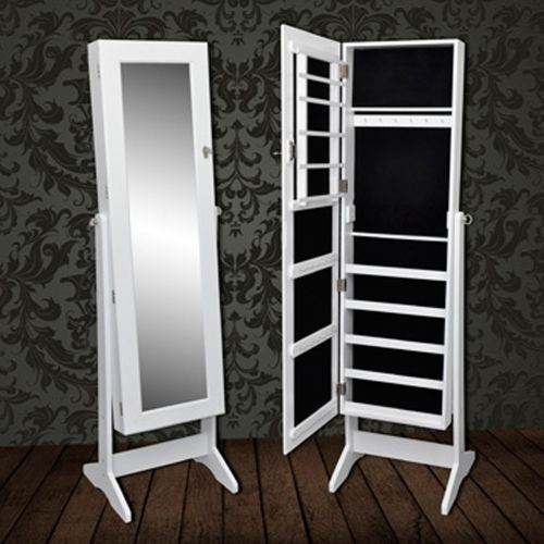 Armoire-a-bijoux-rangement-colliers-lunettes-miroir-meuble-chambre ...