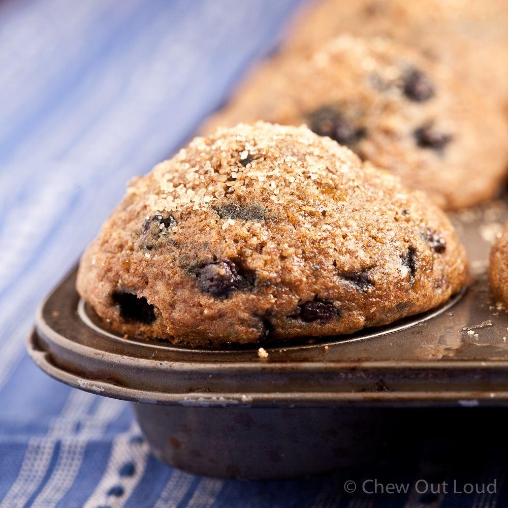 Steel Cut Oatmeal 'n Blueberry Muffins | Recipes ...