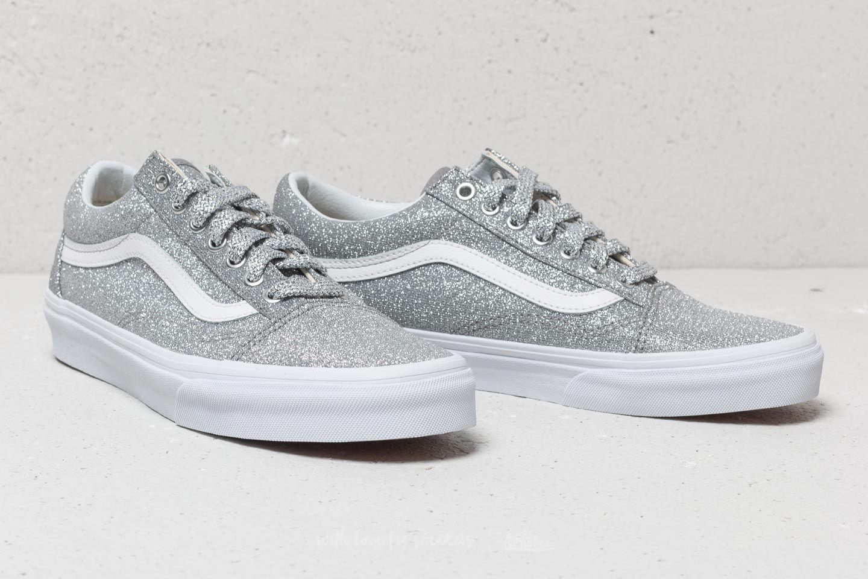 Vans Old Skool (Lurex Glitter) Silver