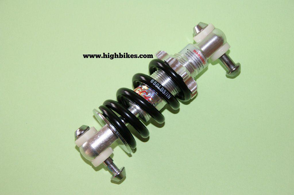Amortiguador de Muelles Ajustable - Adjustable Suspension Damper Spring   www.highbikes.com