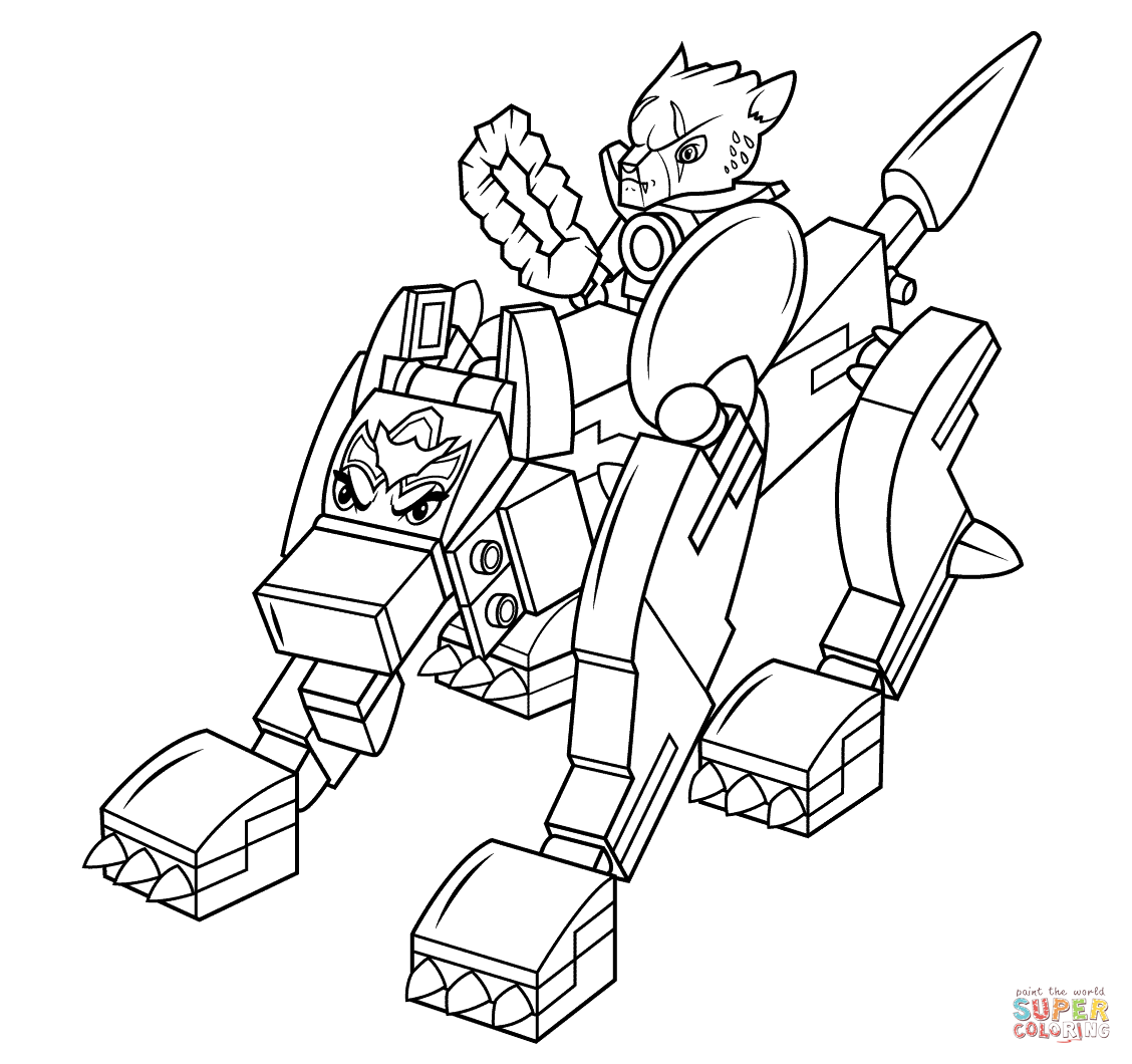 Lego Chima Pictures To Color Super Coloring Pages Coloring Pages Pirate Coloring Pages