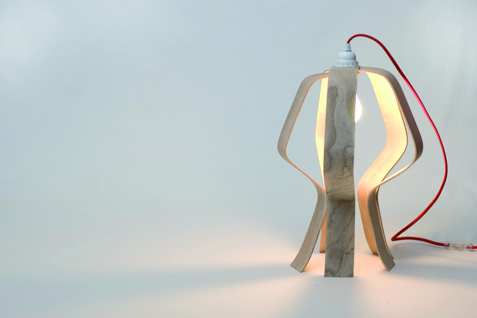 Lampe Looden, Par Elomax Agency