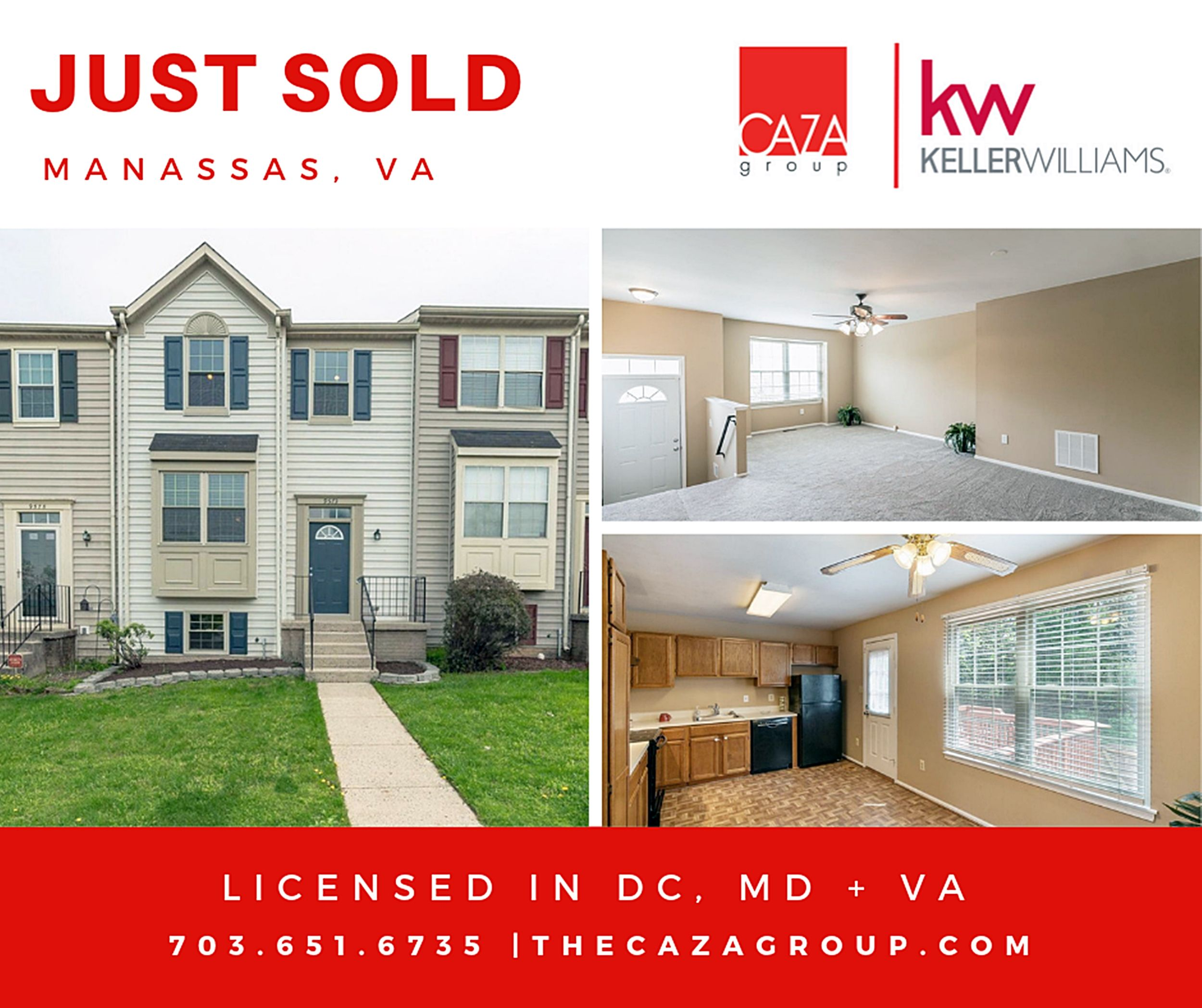 Cazajustsold Congratulations To Cazaagenttomperry For