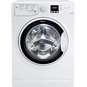 Bauknecht WA Soft 7F4 Waschmaschine Frontlader / A