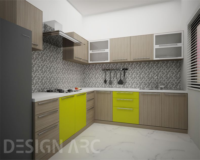 Kitchen Design Company Custom Kitchen #interiordesign #modularkitchen Design Arc Interiors Design Ideas