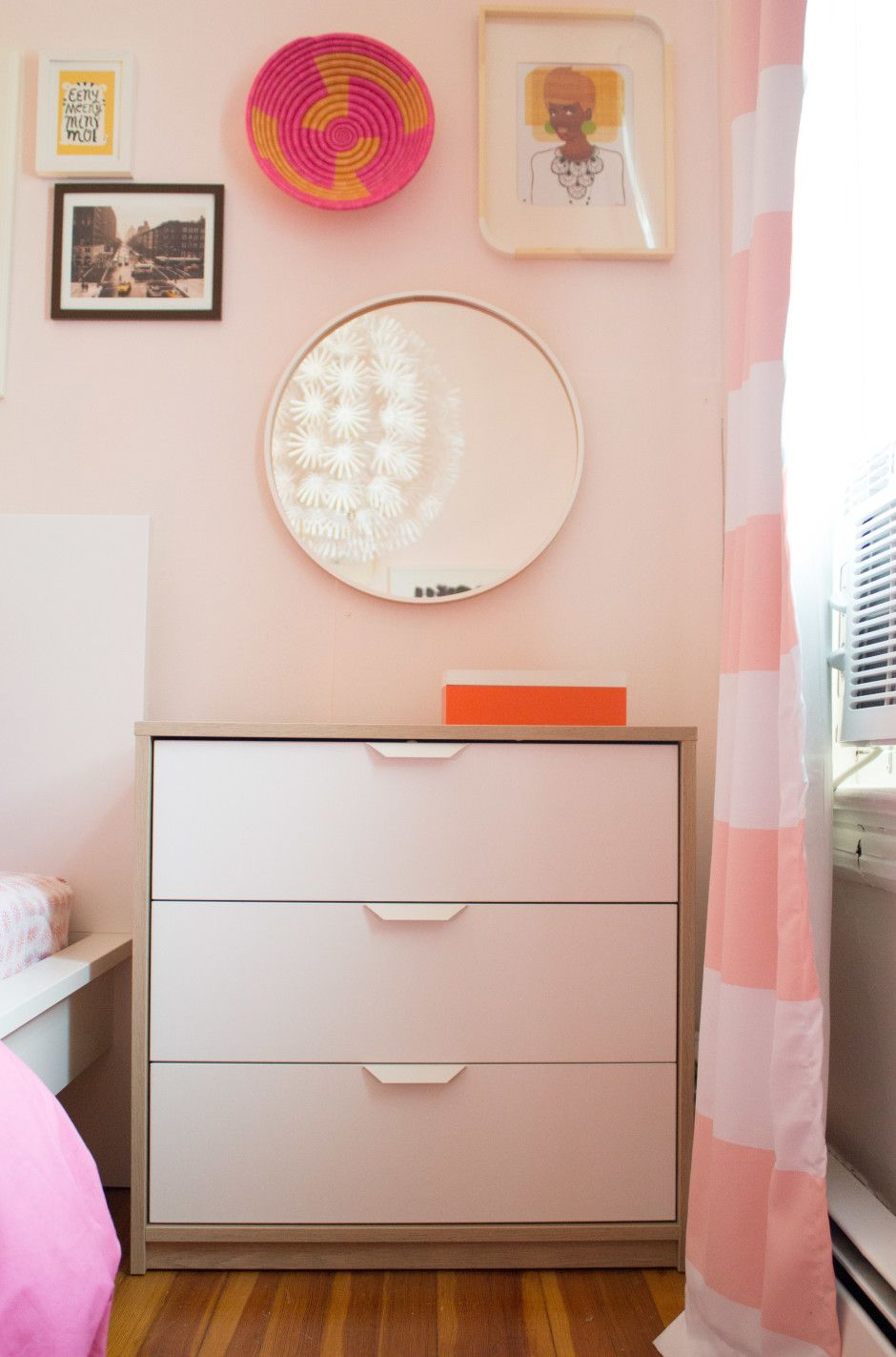 Brooklyn's Sustainable Bedroom Makeover {Part II} - AphroChic | Modern Global Interior Decorating | Photos by Chinasa Cooper