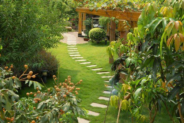 Красивый ландшафтный дизайн садов :: Фото красивых ...