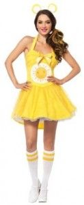 Care Bears Funshine Bear Womens Costume #carebearcostume