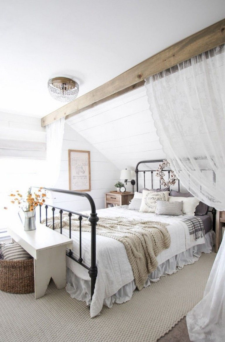 33 rural shabby chic bedroom decorating ideas rustic