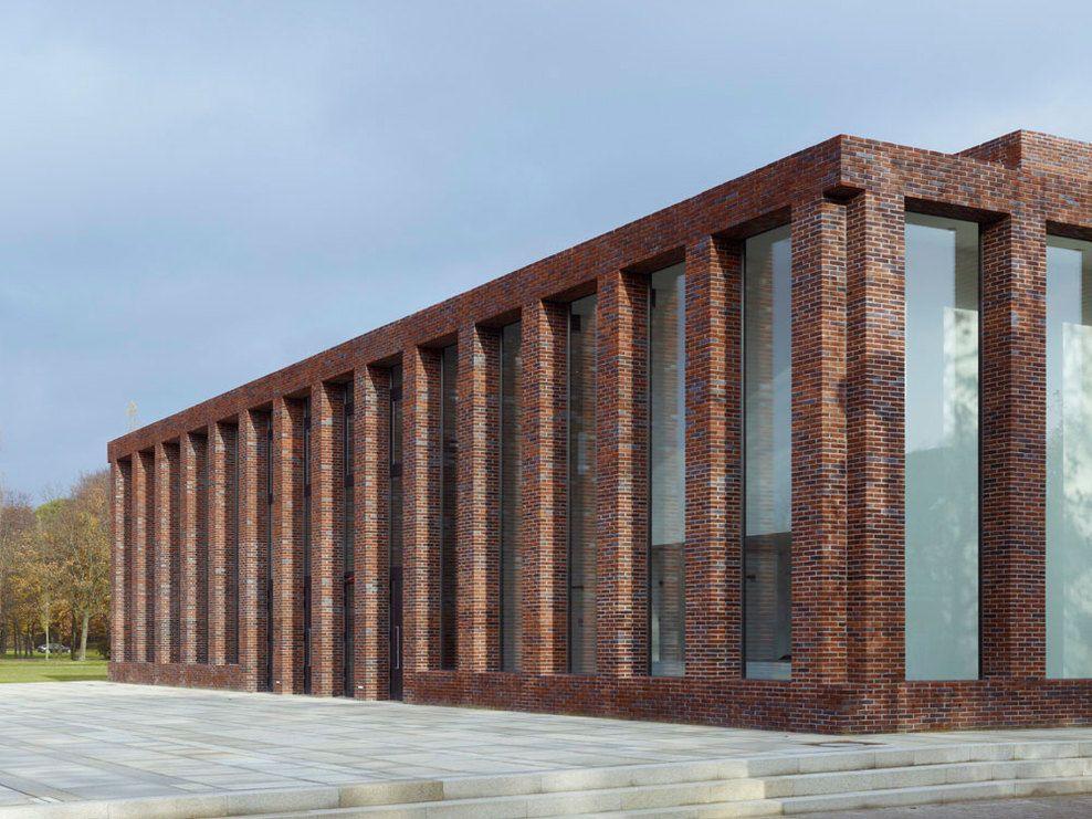 Bremen Architekt galería de universidad max dudler and dietrich architekten