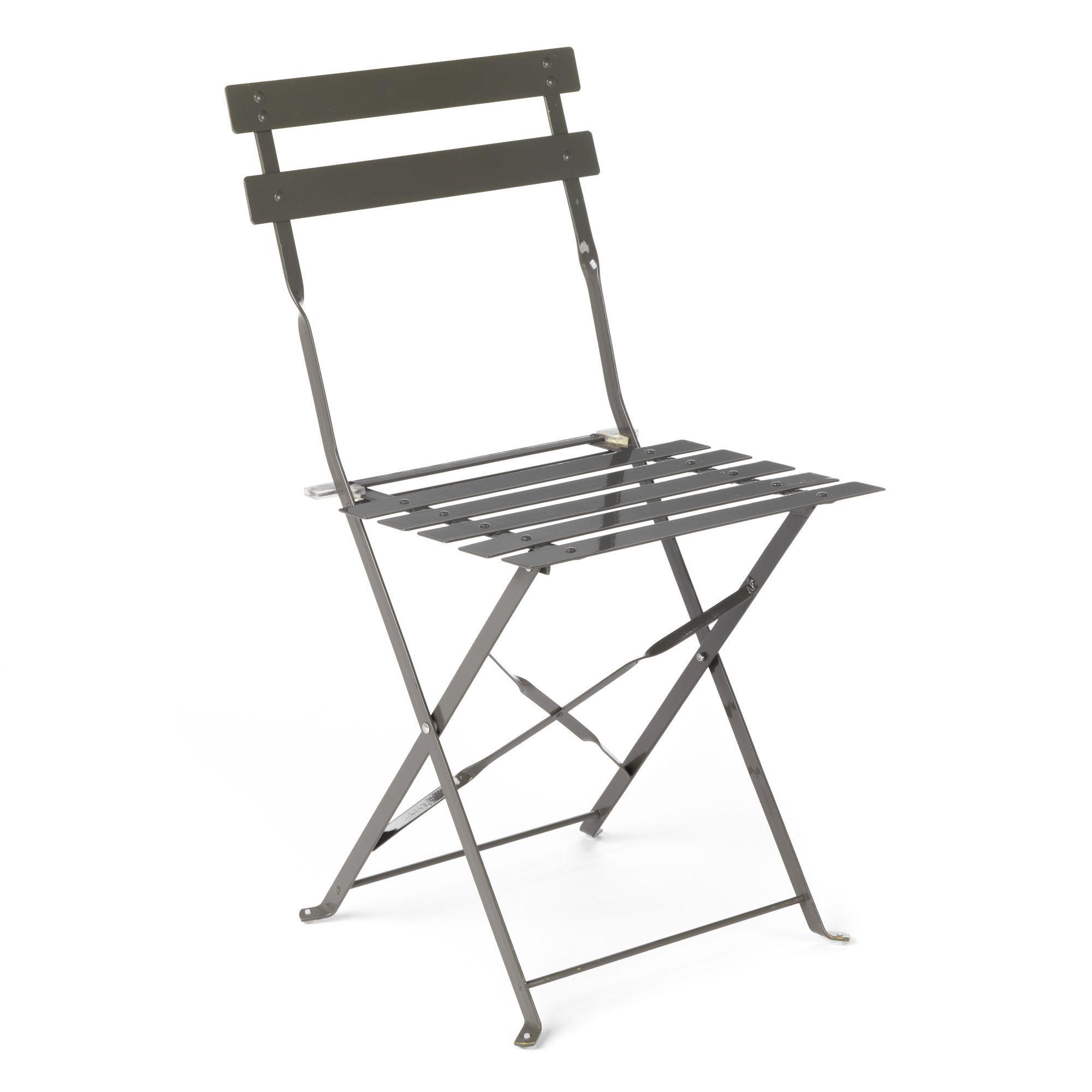 pims ext rieur gris chaise jardin et chaises pliantes. Black Bedroom Furniture Sets. Home Design Ideas