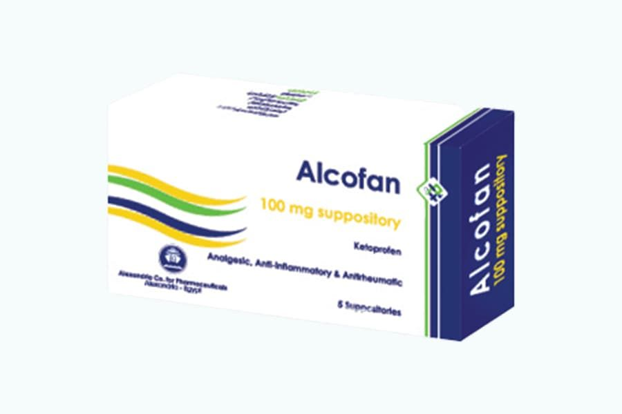 الكوفان Alcofan Suppository Personal Care Person