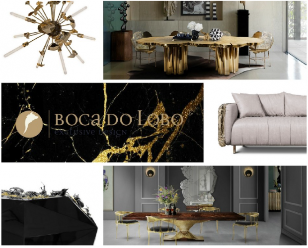 Delo Mobili ~ Boca do lobo presents the art of maximalism at salone del mobile