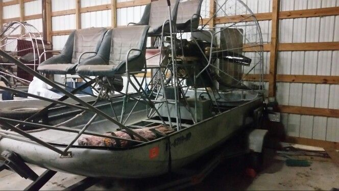 Predator airboat | airboats | Outdoor decor, Decor, Home decor