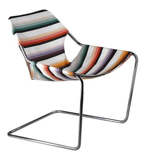 Paulistano Missoni Armchair: Pin De Vandira Guatimosim Em Cadeiras Antigas, Modernas E