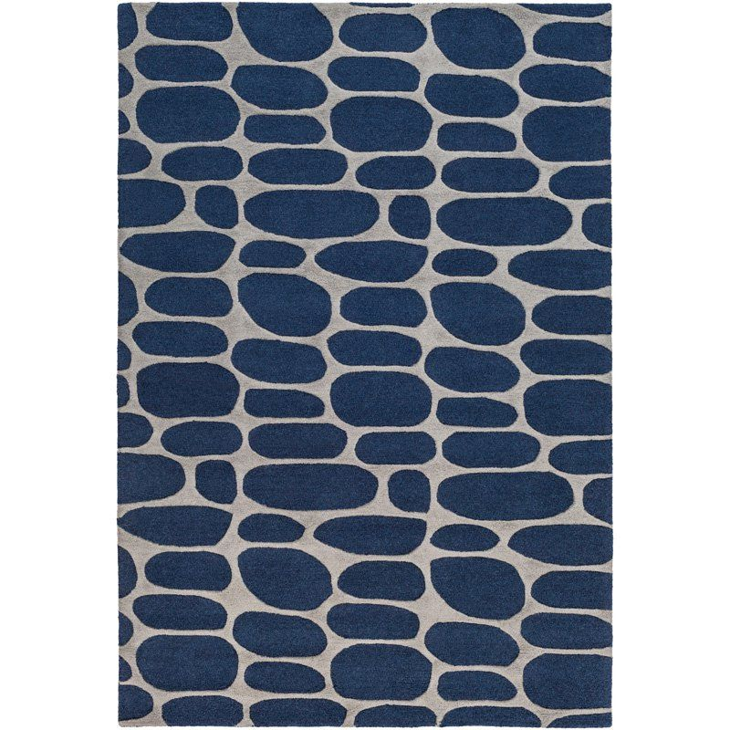 Surya Kennedy KDY300 Indoor Area Rug Navy / Gray - KDY3004-576