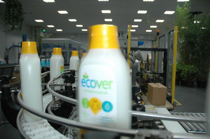 Met eco-surfactants creëert Ecover een wasmechanisme rechtstreeks ontleend uit de natuur #bestpractice #duurzame #innovatie #chemie