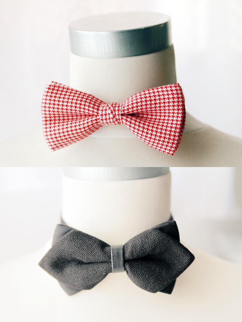 Bow Ties by @nafestudio
