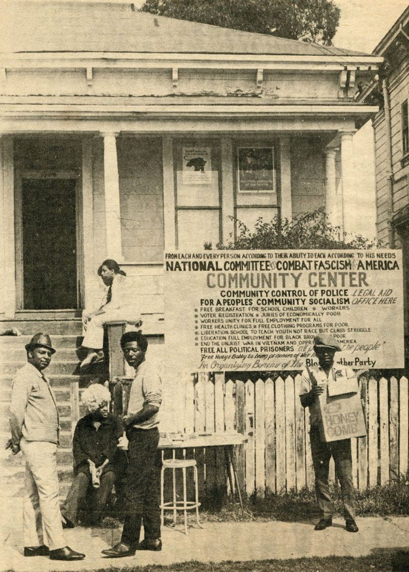 For A People S Community Socialism Black Panther Party African American History Black Panthers Movement